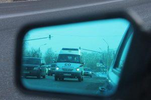 уступить дорогу авто со спецсигналом