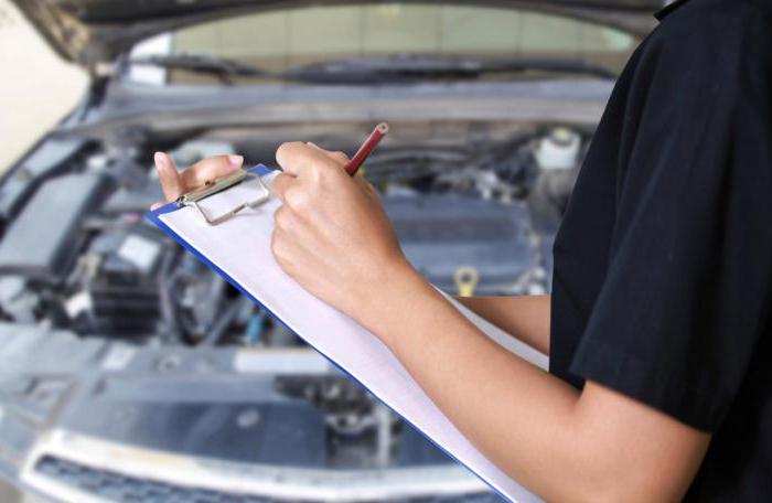 Оценка автомобиля перед выкупом