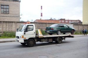 эвакуация авто штраф