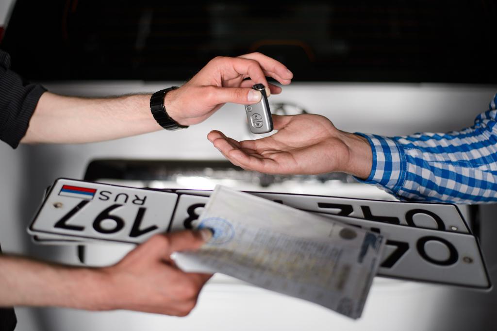 Зарегистрировать новый автомобиль в гибдд в спб заостренном