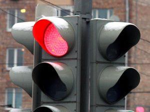 ответственность за проезд на красный