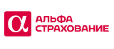 Альфа Страхование (логотип)