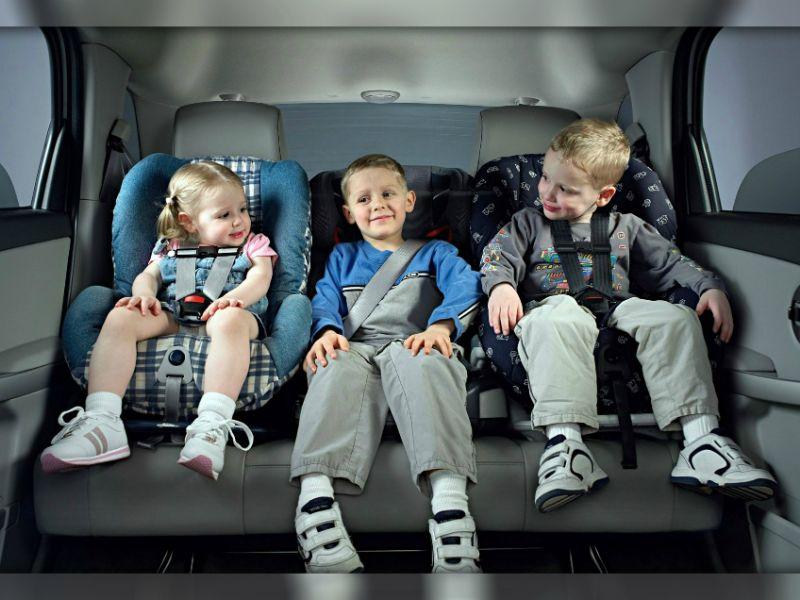 вернулся Можно ли перевозить ребенка на подушке на заднем сиденье края