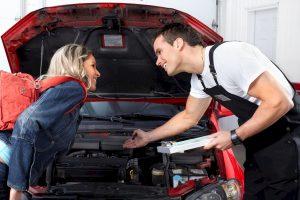 осмотр автомобиля при регистрации в гибдд