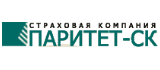 Страховая компания Паритет СК (логотип)