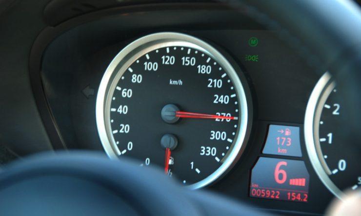 сделав превышение скорости свыше 60 представляло собой