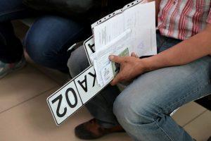 Восстановление техпаспорта на автомобиль