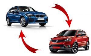 Обмен автомобиля по программе трейд-ин