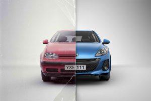 Обмен автомобилями между физическим и юридическим лицом