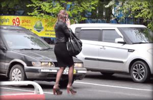 Ответственность за сбитого в неположенном месте пешехода