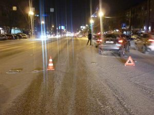 Что грозит, если сбил пешехода вне пешеходного перехода