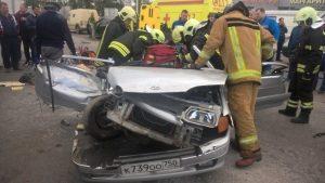 Что делать, если стал очевидцем аварии, пордо действий