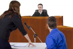 Исковое заявление об установлении виновника ДТП