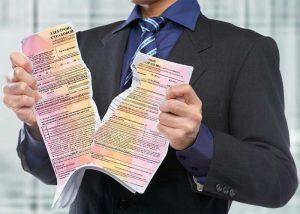 Можно ли досрочно расторгнуть договор страхования ОСАГО