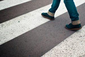 Наехал на ногу пешеходу: последствия