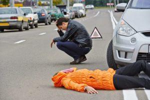 Что делать, если сбили человека на дороге