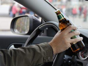 Ответственность за распитие алкоголя в припаркованном автомобиле