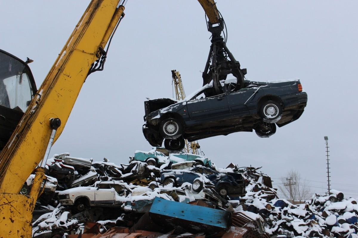Постановка на учет утилизированного автомобиля