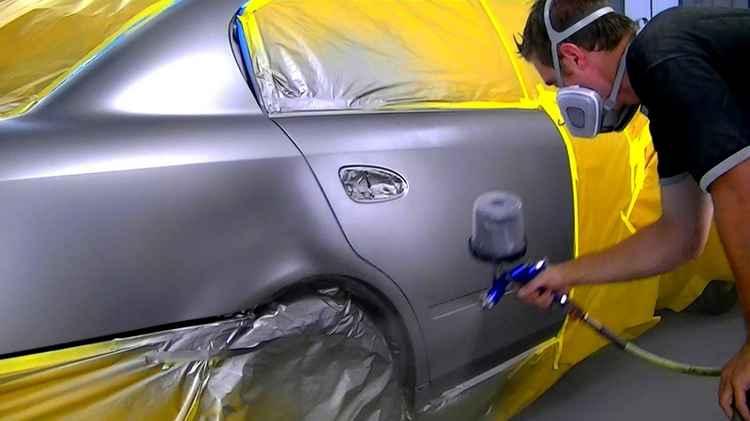 Перекраска авто в другой цвет: как оформить