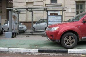 правила парковки автомобилей