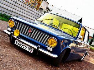 желтая тонировка авто