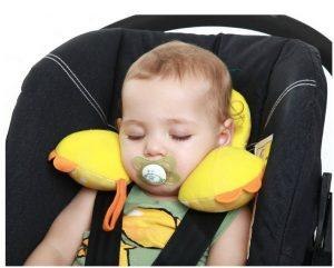 детская подушка в автомобиль
