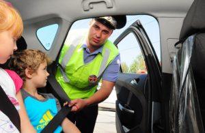 штраф за отсутствие автокресла