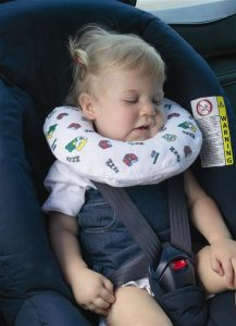 подушка для ребенка в авто
