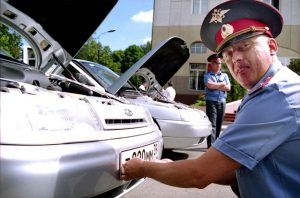 Порядок перерегистрации автомобиля без снятия с учета