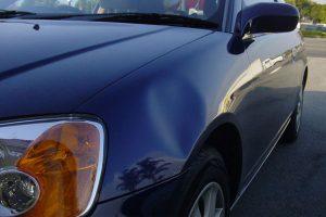 Что делать, если помяли машину и скрылись