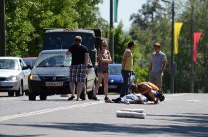 Какая ответственность за сбитого пешехода на переходе
