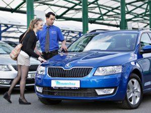 Обмен подержанного автомобиля на новое авто