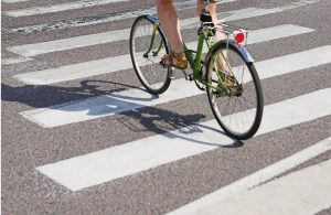 Ответственность если велосипедист сбил пешехода