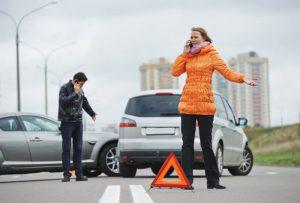 Что делать, если в ДТП виноват пассажир