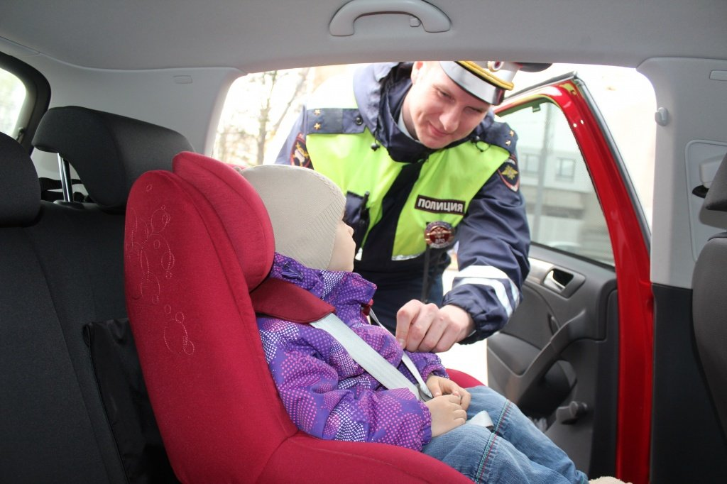 Перевозка детей автобусами - как правильно?