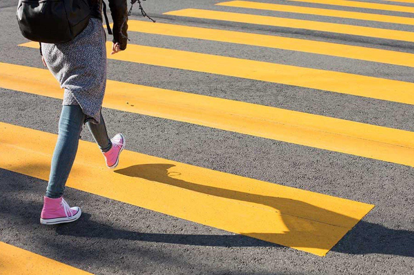 Проезд пешеходного перехода по новым правилам 2020 года