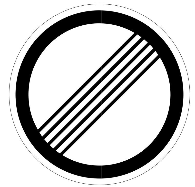 Остановка запрещена: какой знак действует в такой ситуации.